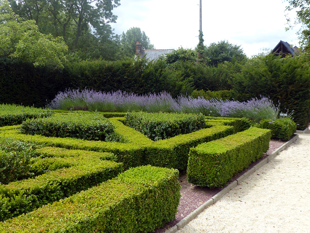 Les Jardins du Manoir de la Boisnerie